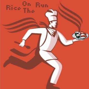 Konkurrenceindlæg #25 for Rice On The Run logo design