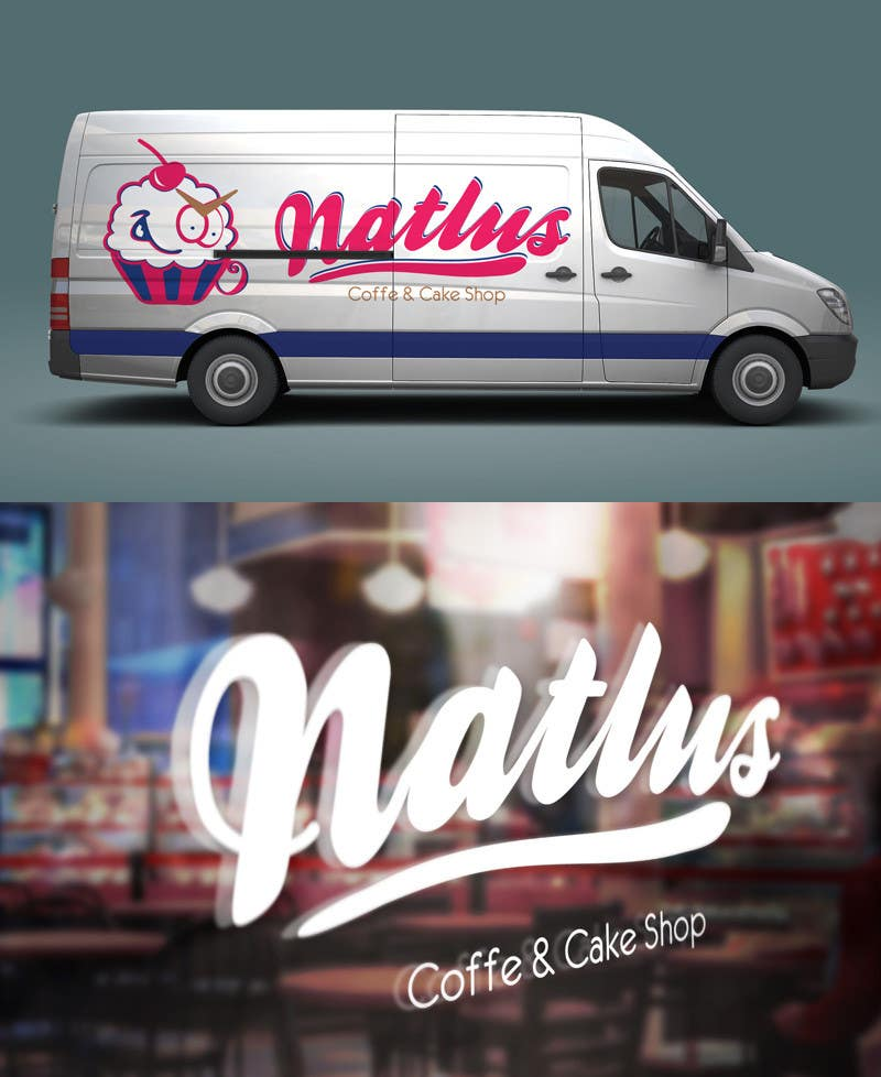 #52 for Design a logo & complete identity for NATLUS, by suneshthakkar