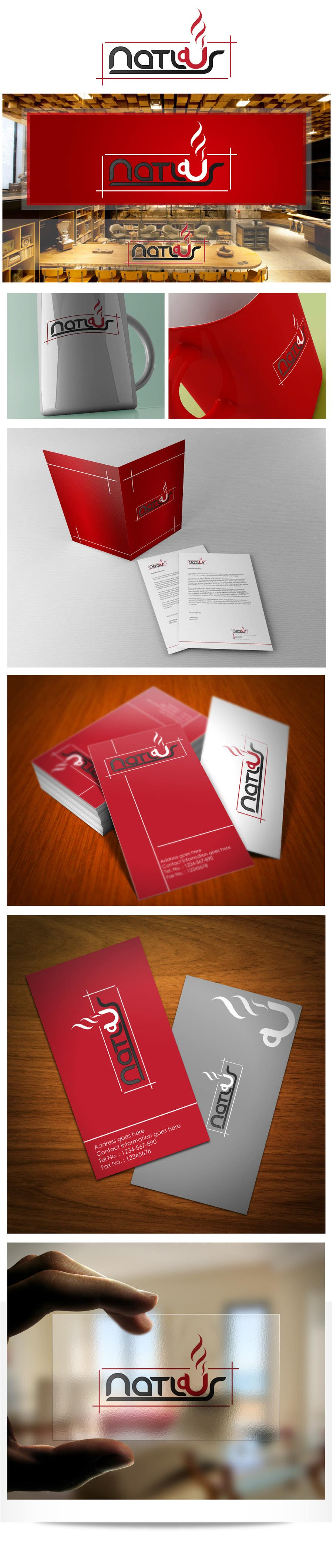 #43 for Design a logo & complete identity for NATLUS, by ninjapz