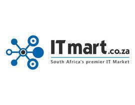 #60 for Design a logo for ITmart by nilankohalder