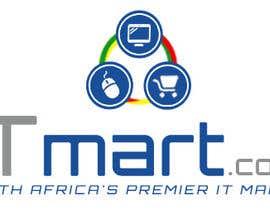 #28 para Design a logo for ITmart por JosephNgo