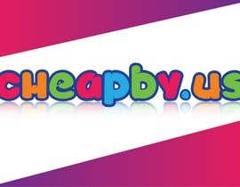 #8 cho Logo for CheapBy.Us bởi izzrayyannafiz