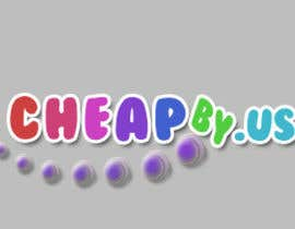 nº 15 pour Logo for CheapBy.Us par radomarinov