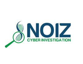 #290 para Logo Design for Noiz Cyber Investigation por dragongal