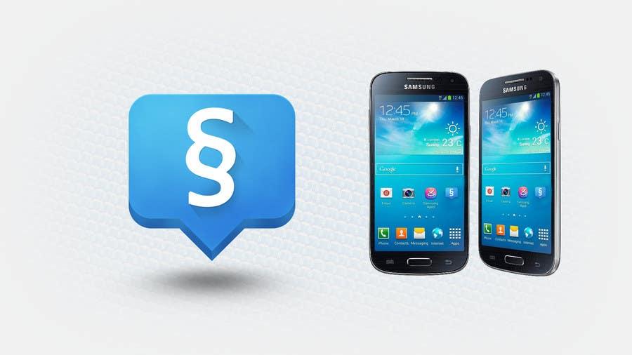 Bài tham dự cuộc thi #                                        60                                      cho                                         Design a Logo for an Android app