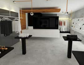 #12 for 3D Modelling layout for luxury retail store. by archiact