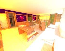 #16 for 3D Modelling layout for luxury retail store. by budisetia999