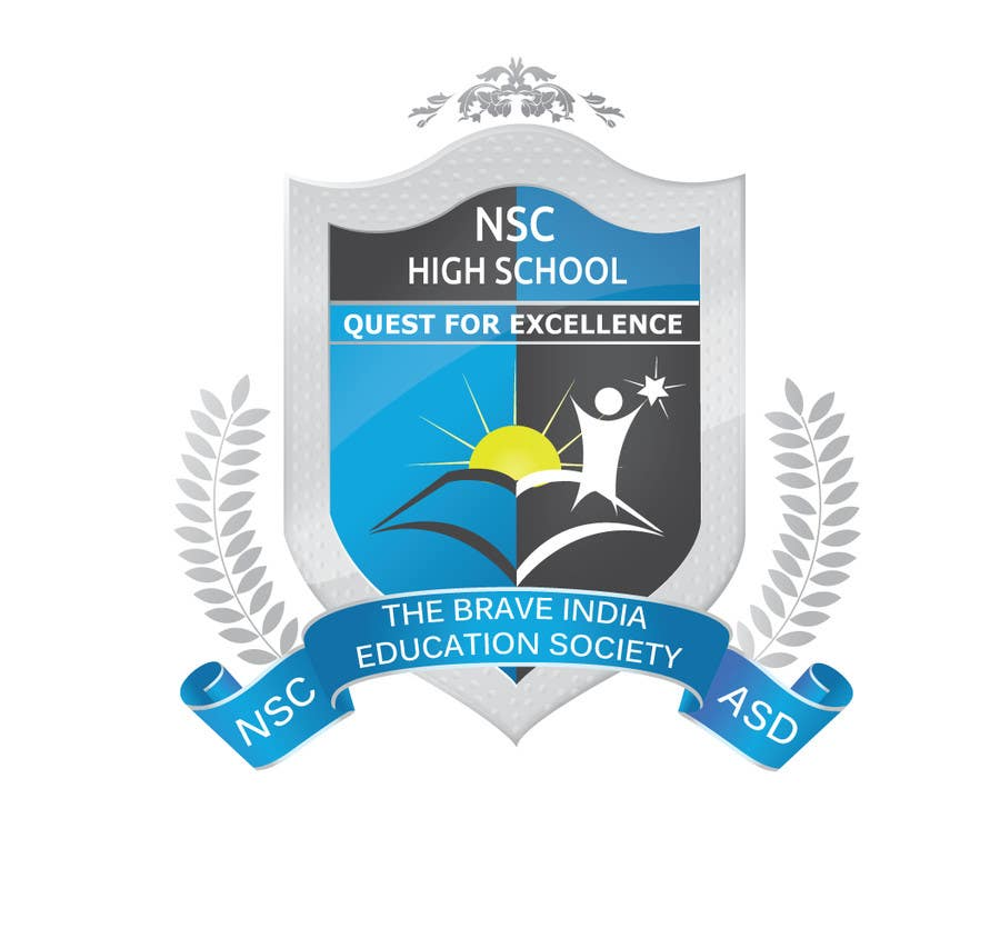 contest entry 72 for school logo design an interesting contest