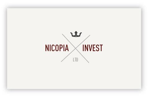 #54 for Designa en logo for Nicopia Invest Ltd by juanchi7