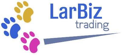 #2 for Designa en logo for LarBiz Trading AB by darkangle20