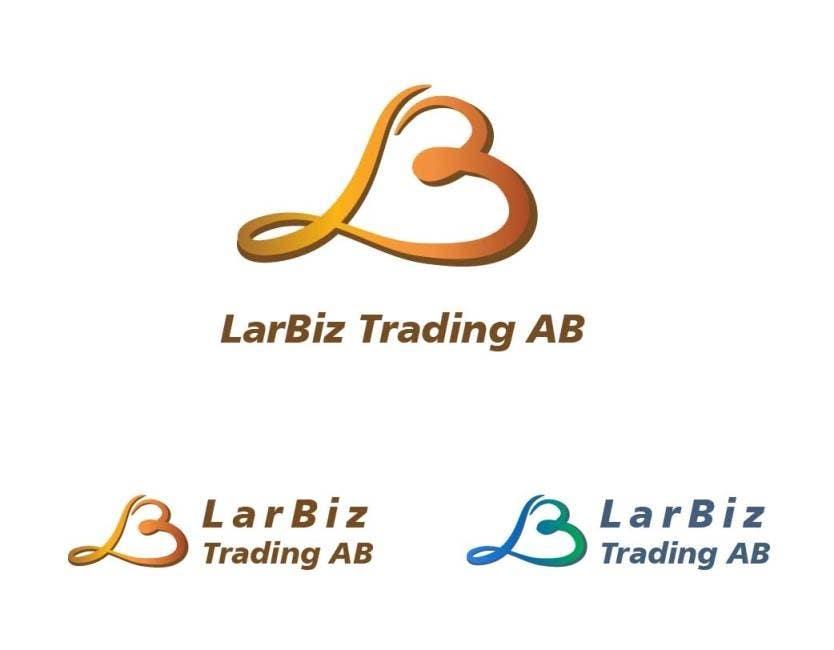 #26 for Designa en logo for LarBiz Trading AB by wahwaheng