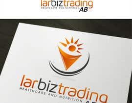 sbelogd tarafından Designa en logo for LarBiz Trading AB için no 18