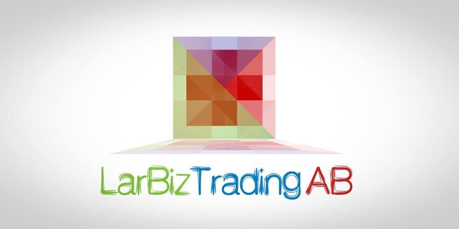 #12 for Designa en logo for LarBiz Trading AB by bunakiddz
