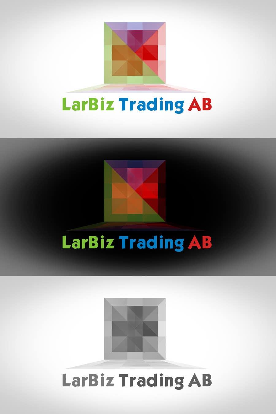 #19 for Designa en logo for LarBiz Trading AB by bunakiddz