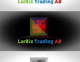 Nro 19 kilpailuun Designa en logo for LarBiz Trading AB käyttäjältä bunakiddz