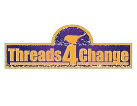 #136 pentru Logo Design for Threads4Change de către awboy