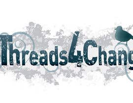 #124 untuk Logo Design for Threads4Change oleh TJS91