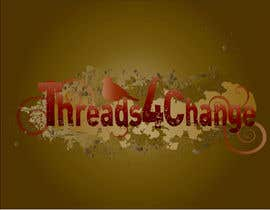 #138 for Logo Design for Threads4Change af TJS91