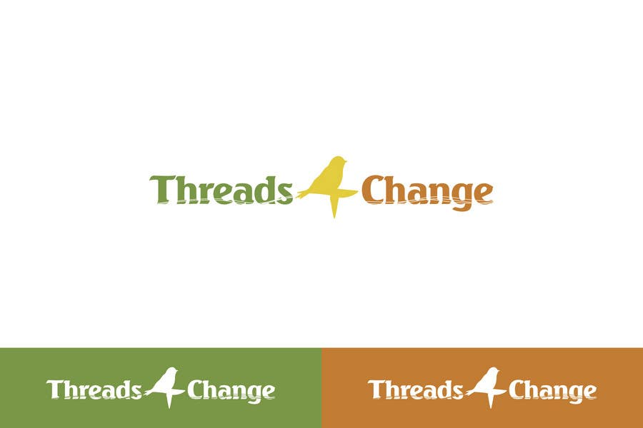 Konkurrenceindlæg #37 for Logo Design for Threads4Change
