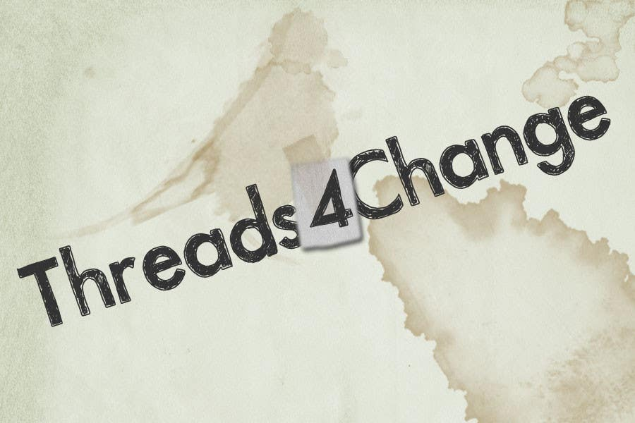 Contest Entry #118 for Logo Design for Threads4Change