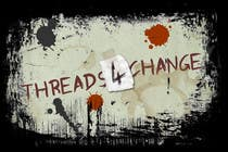 Graphic Design Конкурсная работа №216 для Logo Design for Threads4Change