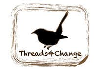 #121 for Logo Design for Threads4Change by lelongahsoh