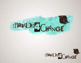 colorMMV tarafından Logo Design for Threads4Change için no 183
