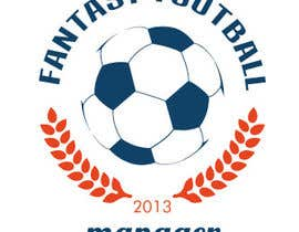 #24 para Logo designer for Fantasy Football Manager software por max4web
