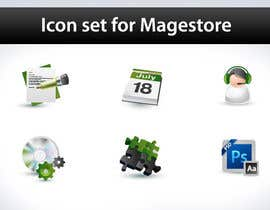 #34 para Design Icon Set for Magestore (will choose 3 winners) de topcoder10