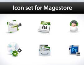 #28 para Design Icon Set for Magestore (will choose 3 winners) por topcoder10