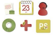 Graphic Design Inscrição do Concurso Nº37 para Design Icon Set for Magestore (will choose 3 winners)