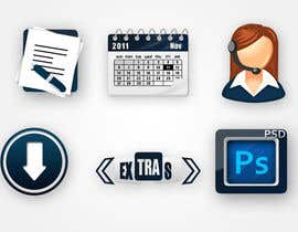 #24 для Design Icon Set for Magestore (will choose 3 winners) от IjlalB