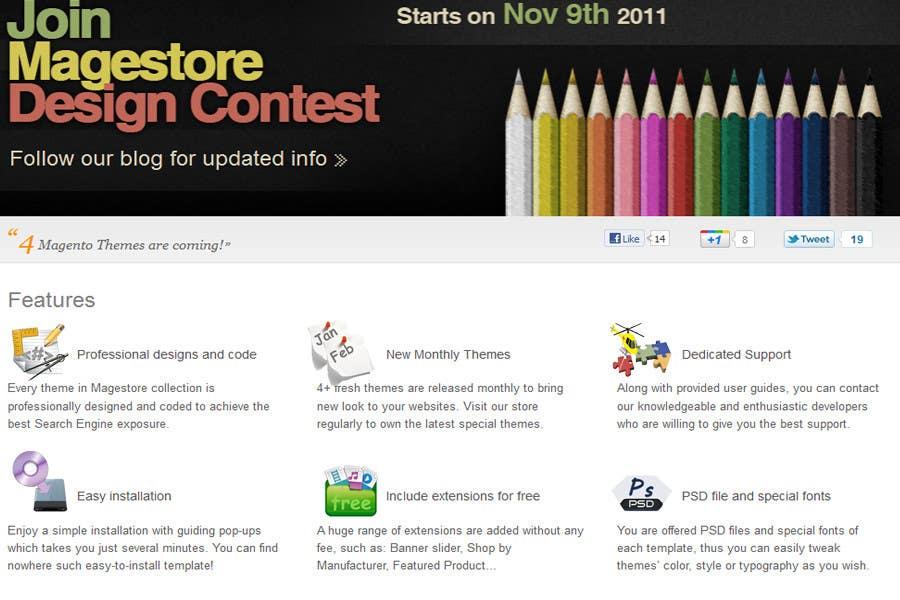 Inscrição nº                                         33                                      do Concurso para                                         Design Icon Set for Magestore (will choose 3 winners)