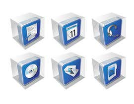 #44 for Design Icon Set for Magestore (will choose 3 winners) by nimfreeda
