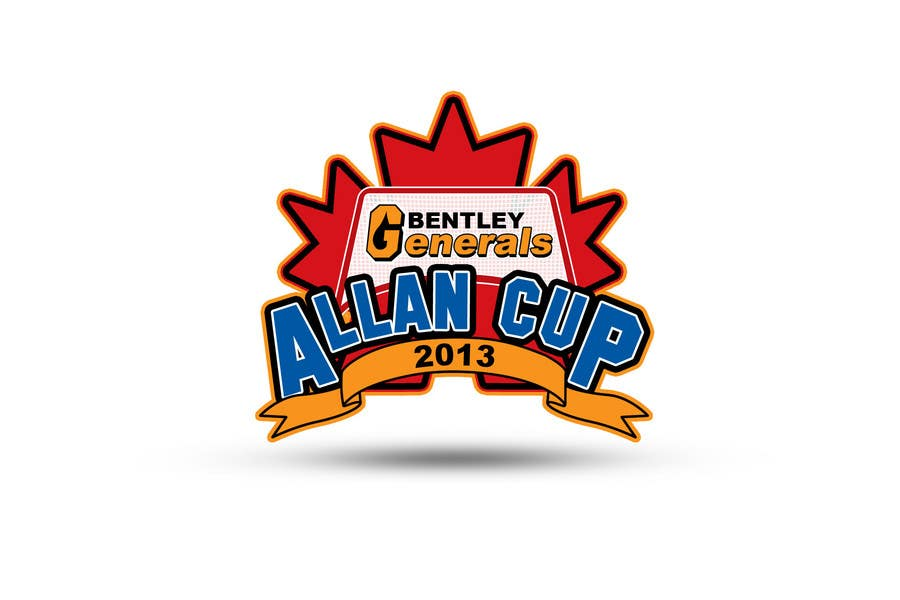 Конкурсная заявка №113 для Logo Design for Allan Cup 2013 Organizing Committee