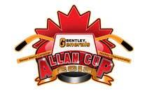Graphic Design Конкурсная работа №121 для Logo Design for Allan Cup 2013 Organizing Committee
