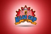Graphic Design Конкурсная работа №103 для Logo Design for Allan Cup 2013 Organizing Committee