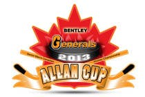 Graphic Design Конкурсная работа №170 для Logo Design for Allan Cup 2013 Organizing Committee