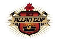 Graphic Design Конкурсная работа №49 для Logo Design for Allan Cup 2013 Organizing Committee