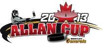 Graphic Design Конкурсная работа №86 для Logo Design for Allan Cup 2013 Organizing Committee
