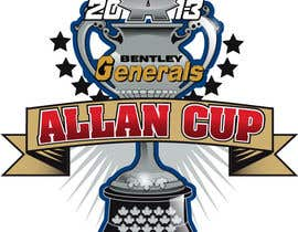 #99 para Logo Design for Allan Cup 2013 Organizing Committee por neriomones