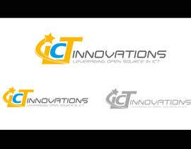 #121 for Design a Logo ICT Innovations af jefpadz