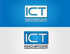 #86 for Design a Logo ICT Innovations af Cbox9