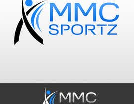 #3 para Design a Logo for a Sports Marketing, Media & Comms organisation: MMC Sportz por jaskovw