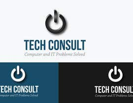 nº 21 pour Design a Logo for Tech Consult par creaturethehero