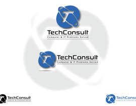 #168 for Design a Logo for Tech Consult af kapadia552