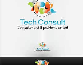 #75 for Design a Logo for Tech Consult by sedmdesatkw