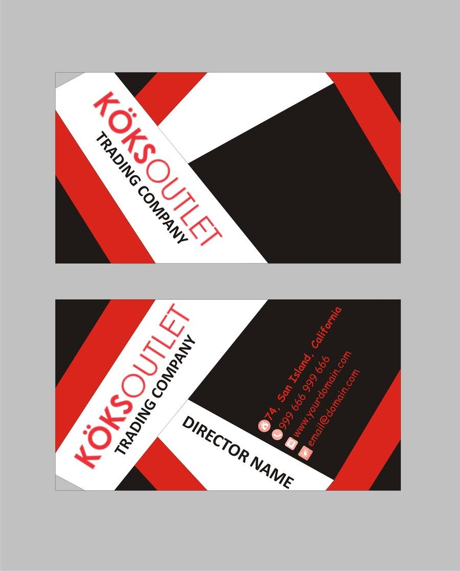 Entry 9 by vicktorrh for design business cards for reseller of contest entry 9 for design business cards for reseller of restaurant and kitchen equipment magicingreecefo Images