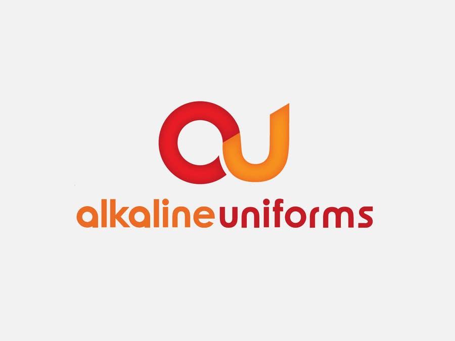 Develop a Corporate Identity for Akaline Uniforms, LLC için 52 numaralı Yarışma Girdisi