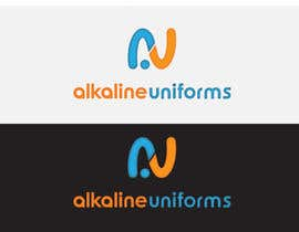 tonybugas tarafından Develop a Corporate Identity for Akaline Uniforms, LLC için no 76